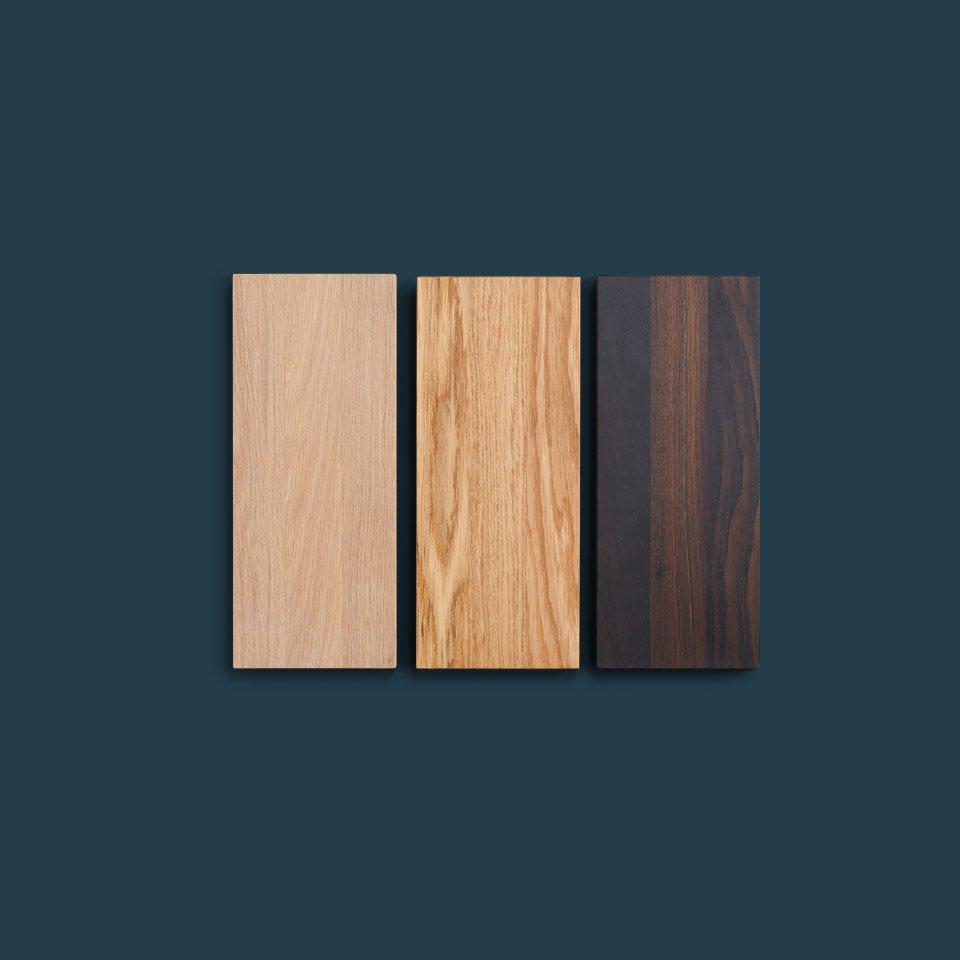 Eg hvid olie - Røget Eg - Materialer - woodform