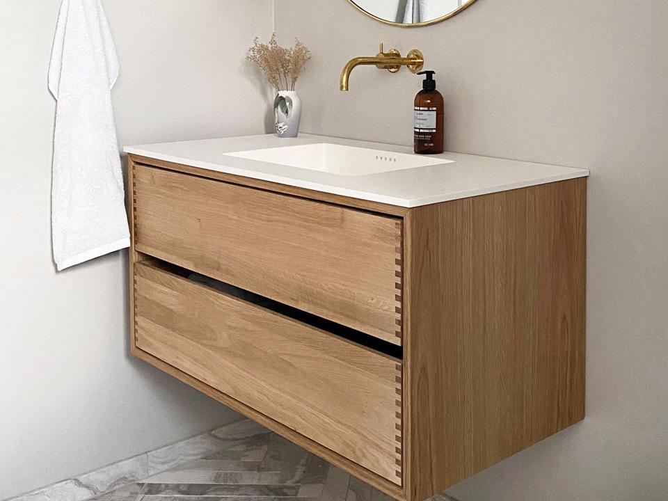 Snedkerbad møbel - Woodform